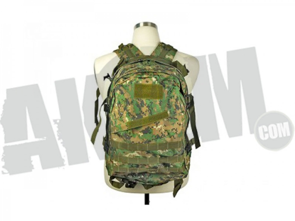 "Рюкзак ""US Army Military Backpack (600D) DIGITAL"" 35л 3D"